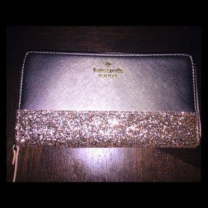Kate Spade Baby Glitter Wallet